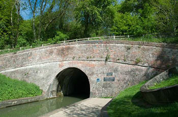 Our trips will take you just inside the entrance of Blisworth Tunnel